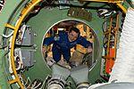 ISS-48 Oleg Skripochka floats through the Zarya module.jpg
