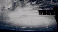 File:ISS passes over Hurricane Irma, Sept. 5.webm