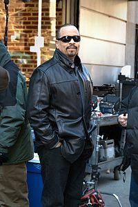 Ice T SVU March 2011.jpg