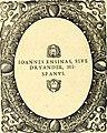 Icones, id est verae imagines virorum doctrina simul et pietate illustrium, quorum praecipuè ministerio partim bonarum literarum studia sunt restituta, partim vera religio in variis orbis Christiani (14563922488).jpg