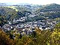 Idar-Oberstein – Ortsteil Oberstein und Hasbach-siedlung - panoramio.jpg