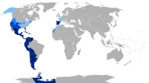 Idioma español en el mundo