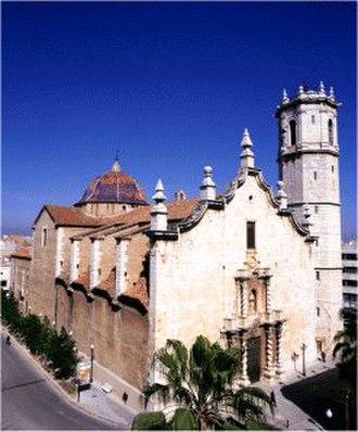 Benicarló - Church of Sant Bartolomeu.