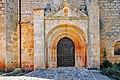 Iglesia de San Sebastián en Ciruelos de Cervera portada.jpg