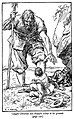 Illustration by RH Brock (1871-1943) for the Nelson 1924 reprint of The Pilgrim's Progress- Page 120.jpg