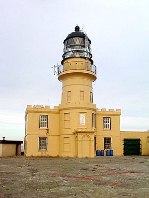 Inchkeith - Inchkeith Lighthouse