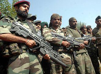 Para (Special Forces) - Indian Army Para Commandos