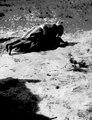 Indianer som brottas under lek. Foto, Erland Nordenskiöld 1908 - SMVK - 004704.tif