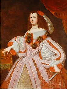 Infanta Maria Teresa (1638-1683, future Queen of France) by Juan Carreño de Miranda.jpg