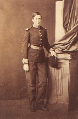 Infante João, Duke of Beja - Image: Infante João, Duke of Beja (1861)