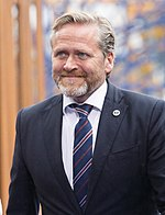 Informal meeting of ministers for foreign affairs (Gymnich). Arrivals Anders Samuelsen (36685969800) (cropped).jpg