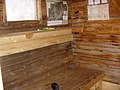 Inside of the North Fork Shelter - panoramio.jpg