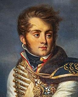 Institut supérieur des arts de Toulouse - Portrait de Louis-François Lejeune - par Constantin Prévost - Inv 85.1.11