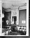 interieur regentessenkamer en schouw - amsterdam - 20014530 - rce