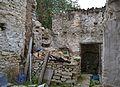 Interior d'una casa de Llombai, la Vall de Gallinera.JPG
