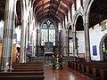 Interior of St Matthew's, Big Lamp, Newcastle - geograph.org.uk - 1738722.jpg