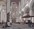Interior of the Nieuwe Kerk, Amsterdam by Emanuel de Witte 1657.jpg
