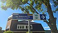 International Dollard Route sign for bicycles 02.jpg