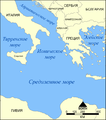 Ionian Sea map-rus.png