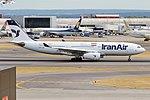 Iran Air, EP-IJA, Airbus A330-243 (44355012932).jpg