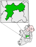 Ireland map County Offaly Magnified.png