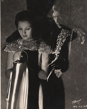Chandu the Magician (film) - Irene Ware and Bela Lugosi