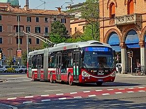 Irisbus Crealis trolley TPER 107 1