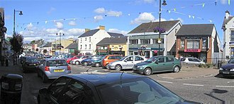Irvinestown - Image: Irvinestown, County Fermanagh geograph.org.uk 204244