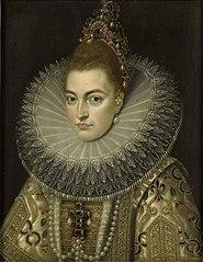 Isabella Clara Eugenia, Consort of Archduke Albert VII