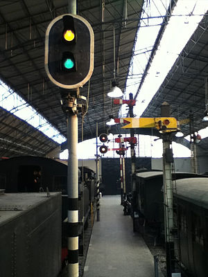 Italian railway signalling - Historical and current signals