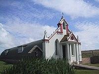 Italian Chapel on Lamb Holm - geograph.org.uk - 931903.jpg