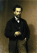 Iwan Nikolajewitsch Kramskoj - Michail Konstantinovich Klodt.jpg