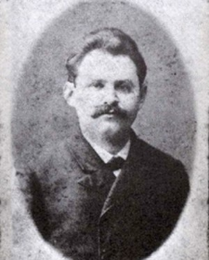 Hovevei Zion - Isaac Leib Goldberg, founder of Rishon Lezion