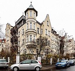 Jägerstraße in Leipzig