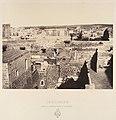 Jérusalem. Chapelle protestante et environs MET DP345509.jpg