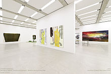 "Exhibition ""Painting: Process and Expansion"", MUMOK, Vienna 2010 J.AUST beschr.klein.jpg"