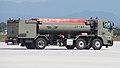 JASDF 2000-gallon aircraft refueller truck(Hino Profia, 47-3475) right rear view at JASDF Miho Air Base May 28, 2017.jpg
