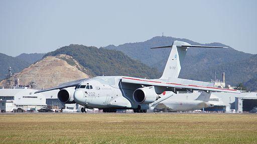 JASDF XC-2(18-1202) at Gifu Air Base October 25, 2015 a