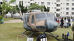 JGSDF UH-1H(41696) at Camp Shinodayama April 24, 2016.JPG