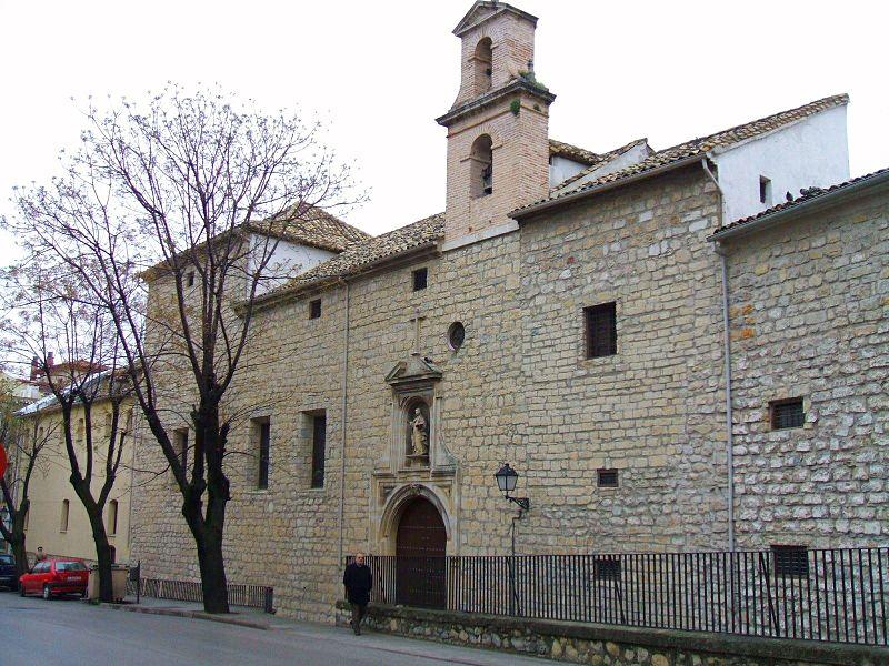 File:Jaén - Convento de Santa Teresa 1.JPG