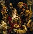 Jacob Jordaens - Cleopatra's Feast - WGA11990.jpg