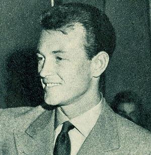Schauspieler Jacques Sernas