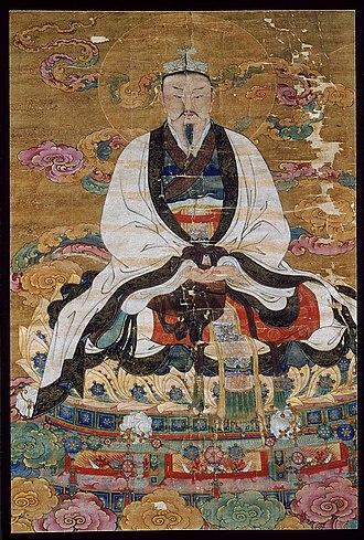 Jade Emperor - Image: Jade Emperor. Ming Dynasty