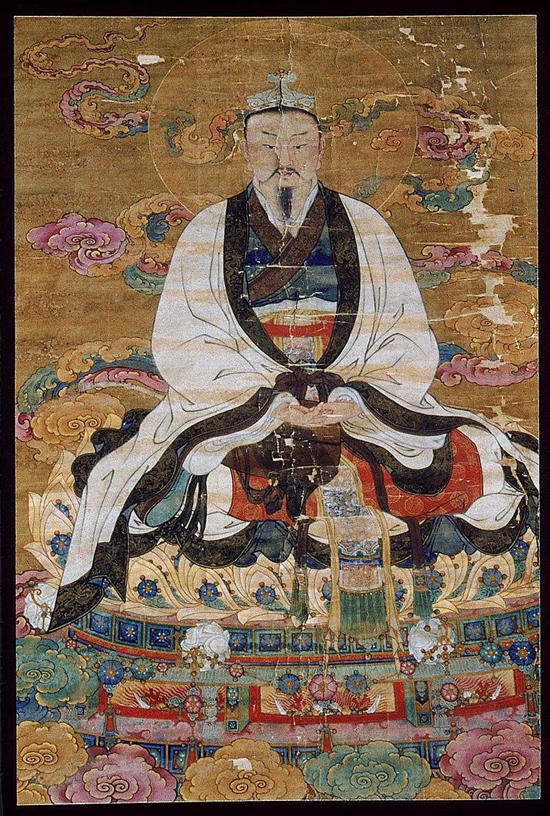 Jade Emperor. Ming Dynasty.jpg