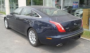 Jaguar XJ (X351) - Long wheelbase