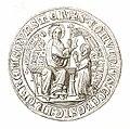 Jahrbuch MZK Band 03 - mittelalterliche Siegel Fig 13 Benediktinerstift Kremsmünster.jpg