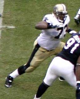 Jahri Evans American football player, offensive lineman