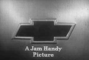 Jam Handy - End of the 1930s Chevrolet films, produced by the Jam Handy Organization