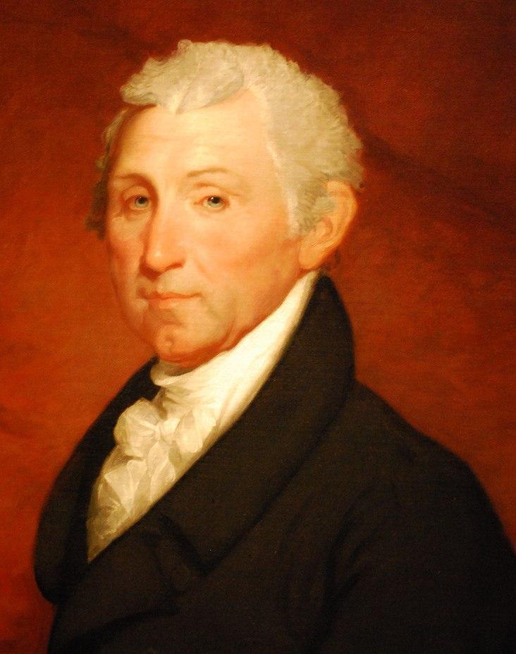 James Monroe Portrait