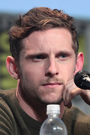 Jamie Bell - Bell at the 2015 San Diego Comic-Con International promoting Fantastic Four